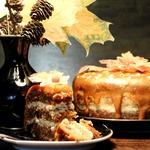 Торт Осень золотая