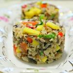 Карибский рис