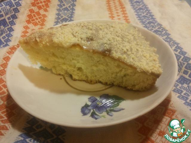 Быстрый пирог со сгущенкой рецепты