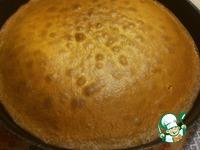 Пирог со сгущёнкой ингредиенты