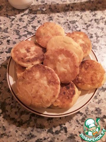 Сырники рецепт с пошагово поваренок ру
