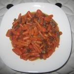 Цимес из моркови