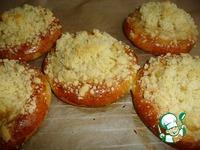 Яблочные ватрушки ингредиенты