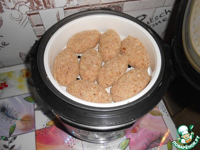 Котлеты на пару в мультиварке рецепты с фото для детей
