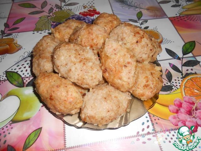рецепт котлет из трех видов мяса