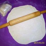 Пельменное тесто на сметане