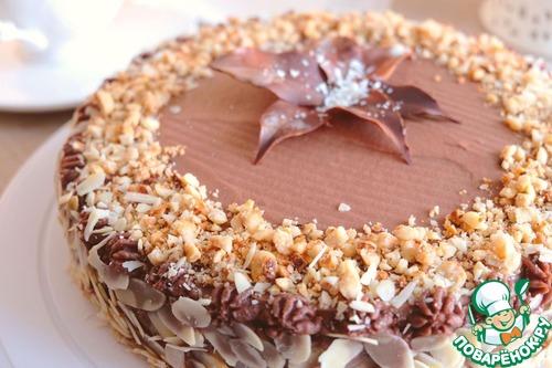 Кулинарные рецепты с фотографиями торт прага