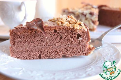 Пирог пражский рецепт с фото
