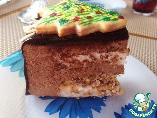 Торт «Роял» от знаменитого Фредерика Каселя