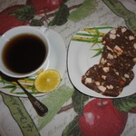 Брауншвейгская шоколадная колбаса
