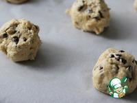 Печенье с арахисовой пастой и шоколадом ингредиенты