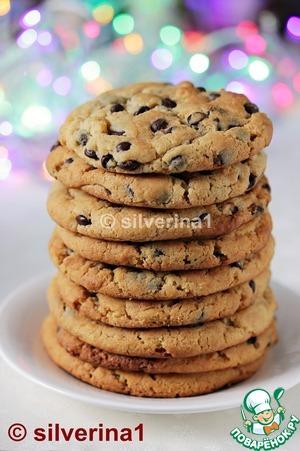пасты рецепт печенье с Рассыпчатое фотографиями арахисовой из