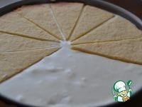 """Творожный торт """"Снежный"""" ингредиенты"""