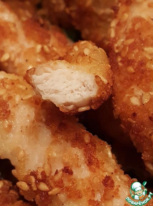 Куриное филе не сковородеы
