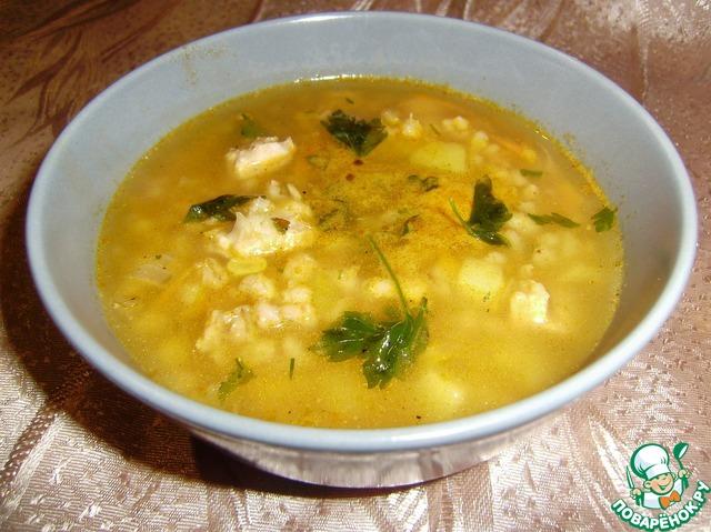 вкусный и несложный суп рецепт с