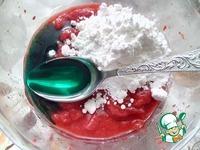 """Фруктовый лед """"Клубничный мохито"""" ингредиенты"""