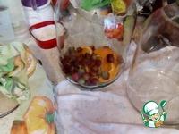Компот из крыжовника с апельсинами ингредиенты