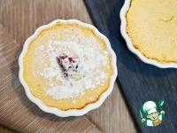 Спортивный десерт «Творожник» ингредиенты