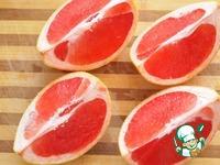 Грейпфрутовое варенье с корицей ингредиенты