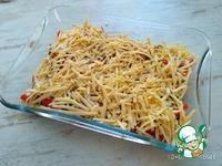 Печень, запечённая с помидорами и базиликом ингредиенты