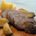 Колбаса из индейки рубленая