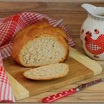 Овсяный хлеб на вине