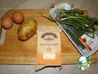 """Картофель """"Интересный гарнир"""" ингредиенты"""