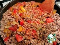 Рататуй с мясом на сковороде ингредиенты