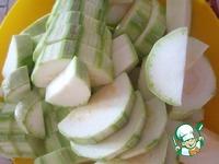 Теплый салат из паприки ингредиенты