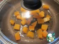 Пшенная каша с тыквой и фруктами ингредиенты