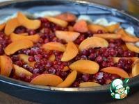 Заливной пирог с абрикосами ингредиенты