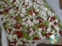 Пицца диетическая без теста ингредиенты