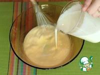 Заливной пирог с луком и яйцом ингредиенты