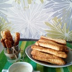 Сырные палочки от Донцовой