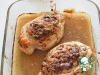 Куриные лодочки с начинкой из печени ингредиенты