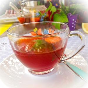 "Рецепт: Чай ""Летний вечер"""