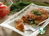 Картофельные зразы по-киевски ингредиенты