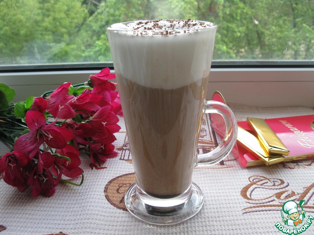 Как сделать кофе гляссе в домашних