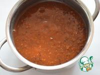 Соус барбекю с беконом и черносливом ингредиенты
