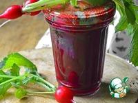 Смородиновый соус с коньяком ингредиенты