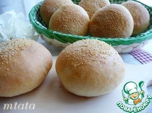 """Филиппинский хлеб """"Пандесал"""""""