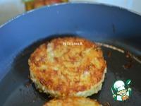 Картофельные бургеры с мясной начинкой ингредиенты