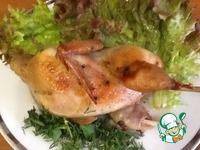 Перепела в соево-горчичном маринаде ингредиенты