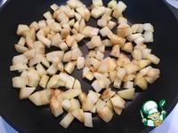 Тушёный картофель с кальмарами ингредиенты