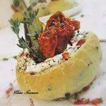 Оливковая булочка по-провансальски