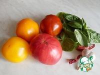 Салат из помидоров от Дж. Оливера ингредиенты
