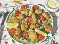 Жареная рыба по-андалусски ингредиенты