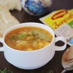 Легкий домашний суп