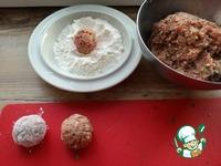 Итальянские тефтельки ингредиенты