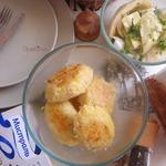 Пшёно-картофельные котлеты